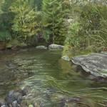 """""""Autumn on Flat Laurel Creek"""" by GarryTurpin"""