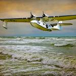 """Catalina Flying Boat"" by ChrisLord"