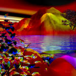 """""""Magical World"""" by AnneVis"""