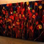 """""""Field of Flowers"""" by LarryLehman"""