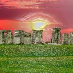 """Stonehenge in plastic"" by fantasticvoyage"
