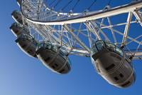 London eye abstract View