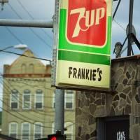 Binghamton, New York - Frankie's Tavern Art Prints & Posters by Frank Romeo
