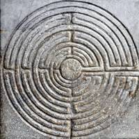 Lucca Cathedral Labyrinth