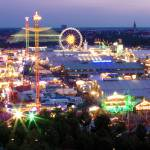 """Oktoberfest Grounds from St Paul"