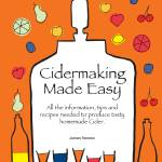 """cidermaking made easy illustration"" by springwoodemedia"