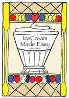 Icecream made easy illustration