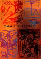 RAY OMAGE TO ABSTRACT