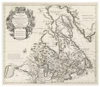 Map of Canada or New France