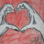 """""""valentine1"""" by CassieJo"""