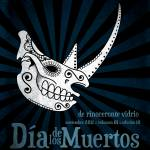 """glass rhino : muertos"" by monolithcreative"