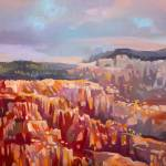 """Bryce Canyon, Utah"" by painterflipper"