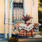"""""southern porch II"""" by artbyjpennington"