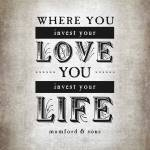 """""""Where You Invest Your Love (Gray)"""" by madebyelle"""