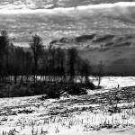 """Black and White Landscape"" by duncanphotography"
