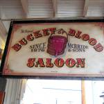 """Bucket of Blood Saloon, Virginia City, Nevada"" by DonStruke"