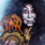 """Kabuki Drummer"" by rustydoubleohseven"