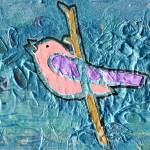 """Pink Bird"" by Jami"