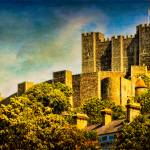 """Dover Castle"" by ChrisLord"