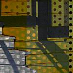 """Polka Dot Urban Quilt"" by MyThirdEye"