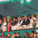"""Imran Khan at PTI Rally in Karachi, Pakistan"" by GrayScale"