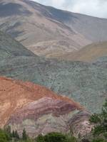 Purmarmaca Argentina Colorful Mountains