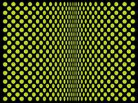 Optical Dots Green