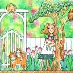 """The Secret Garden"" by SusanFaye"
