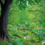 """Oak Tree"" by elajanus"