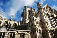 York Minster Front