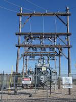 Westar's Fairview Wooden Substation