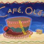 """Café Olé!"" by rotenbergposters"