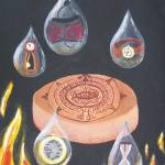 """Mayan Calendar"" by JanieJohnson"