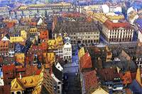 Strasbourg, the ninth largest city in France.
