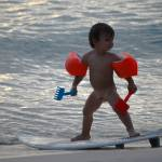 """Child - King of the Beach!"" by Vince-McCall-Photography"
