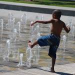 """Child at the water park"" by Vince-McCall-Photography"