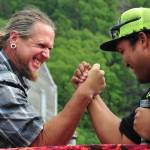 """Arm Wrestling"" by Vince-McCall-Photography"