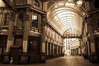 leadenhall market  London