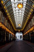 leadenhall market roof  London