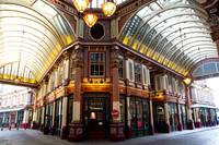 leadenhall market view