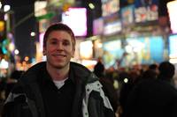 Lee on Times Square2