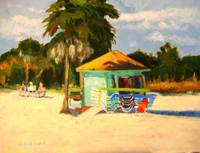Siesta Key Beach Shack