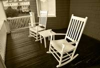 Rocking Chairs & Porch