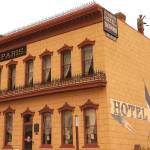 """Hotel De Paris, Georgetown,  Colorado"" by sethgoldstein72"
