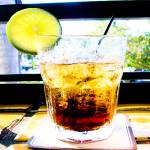"""Rum and Coke with a Slice of Lime"" by Amberwatsonwilliams"