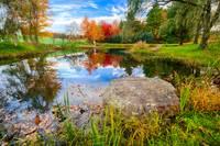 Vermont's Palette by Marcus Panek