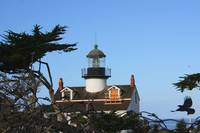 Monterey Bay Lighthouse