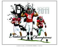 Alabama Crimson Tide / 2011 BCS National Champions