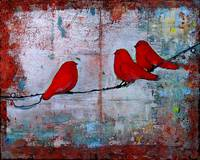 Let it Be Red Birds