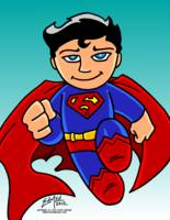 Superman Chibi